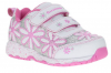 Toddler Girl's Daisy Glitter Cross-Trainer Shoe Size 10 $20