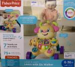 $39.00 FISHER-PRICE LAUGH & LEARN M13776