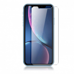 $5.99 B12068 iPhone XR/11 Clear Tempered Glass